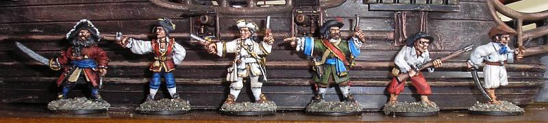 More pirates