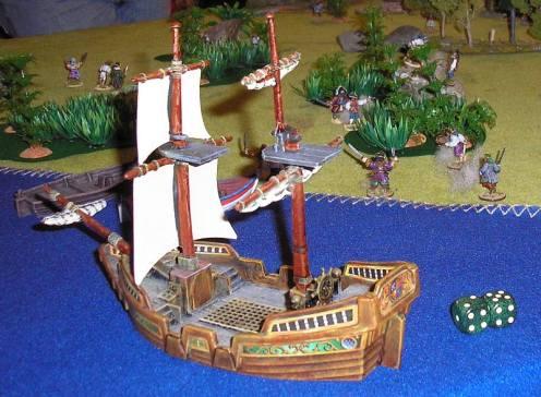 ship and beach P7160090