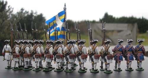 Barry Lyndon French Regiment