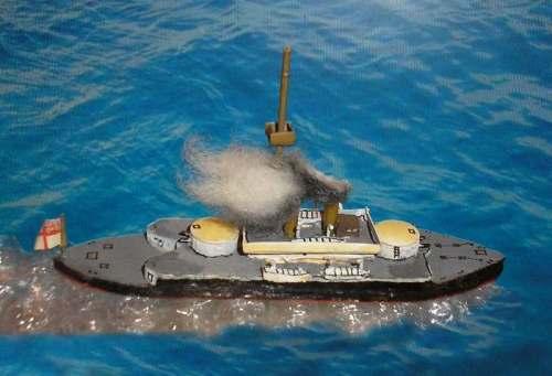 HMS 'Devastation'