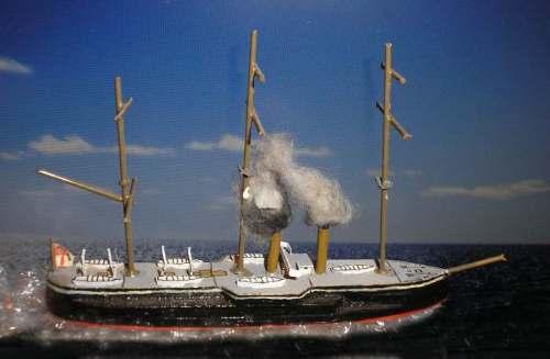 HMS 'Alexandra'