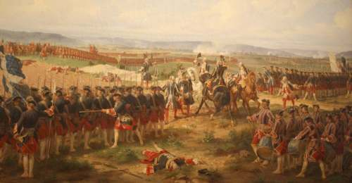 'The_Battle_of_Fontenoy,_1745