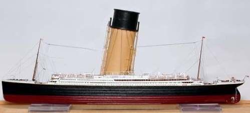 'Titanic' model, wargames-style