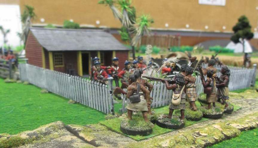small-maori attack front house