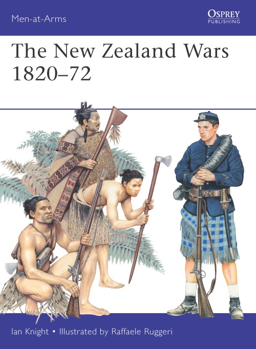 Osprey NZ Wars