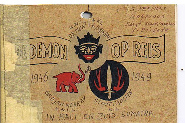 Dad's army souvenir booklet