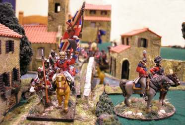 Peninsular War British
