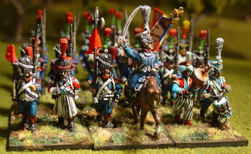 dtl_French Light Infantry command