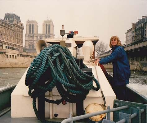 French honeymoon