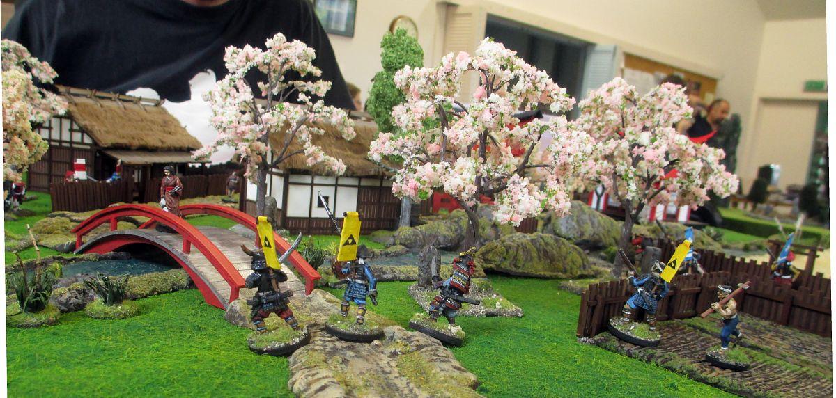 Ronin Samurai Game At Kapiti Club S Open Day Dressing
