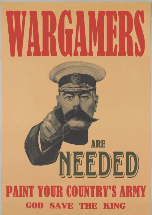 poster wargamers-needed