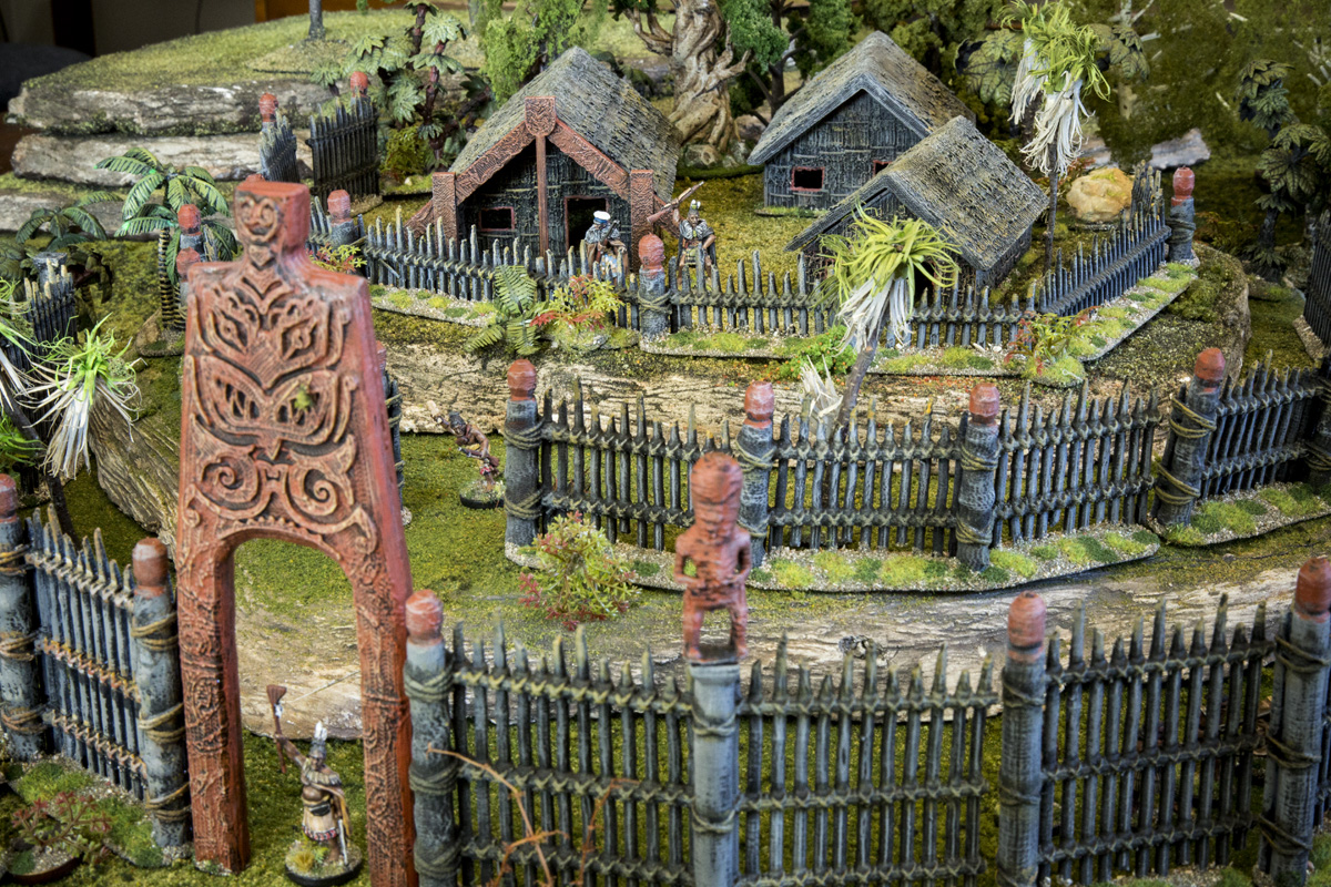 World's first 3D-printed Maori pa completed – DRESSING THE LINES