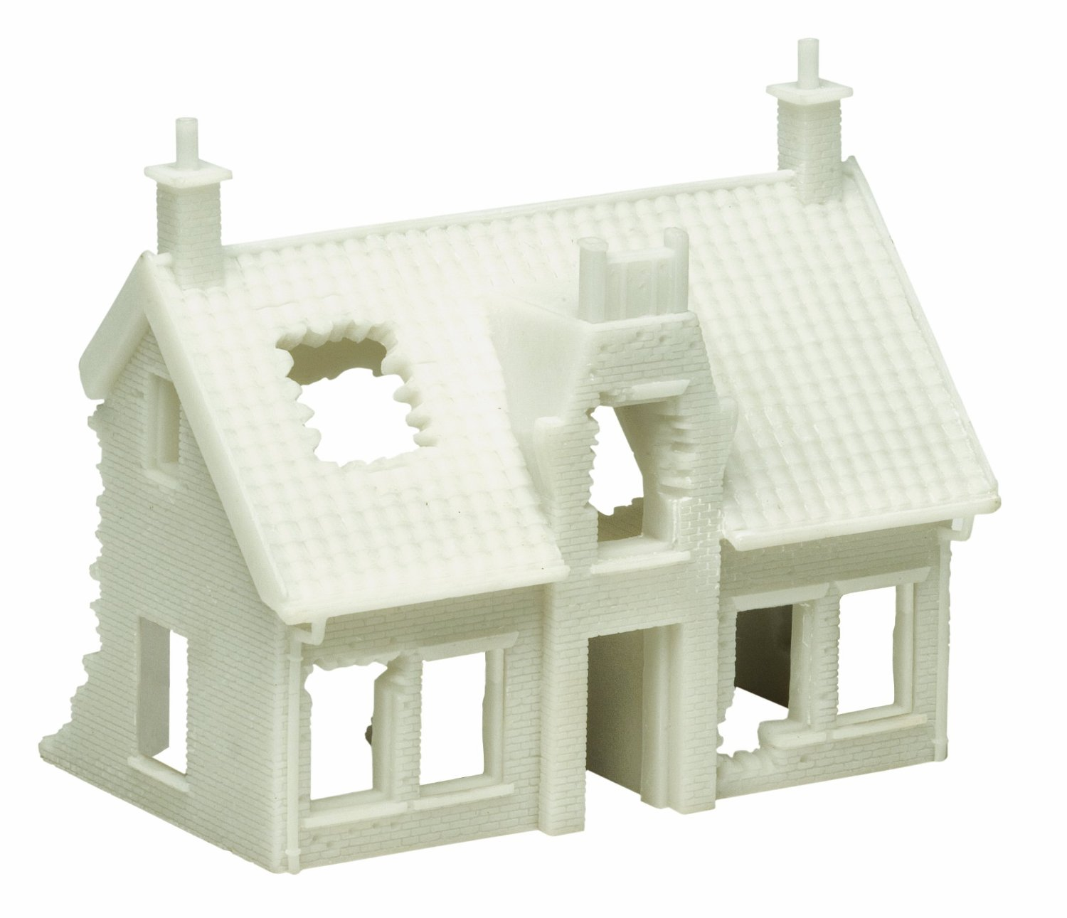 A Dutch farmhouse for 28mm WW2 gaming – DRESSING THE LINES