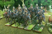 NZ Wars cavalry