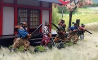 The seven samurai!