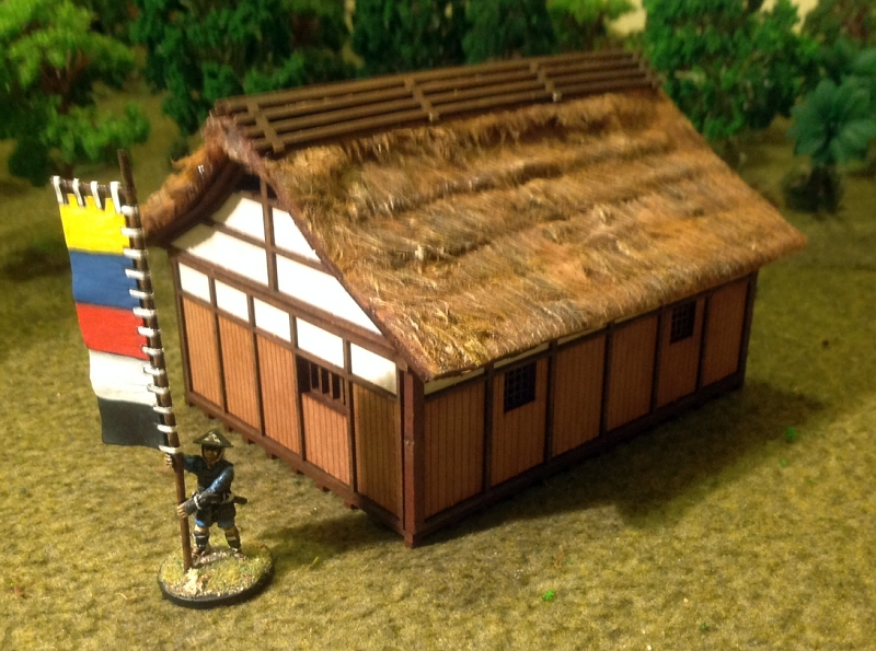 Japanese model house kits