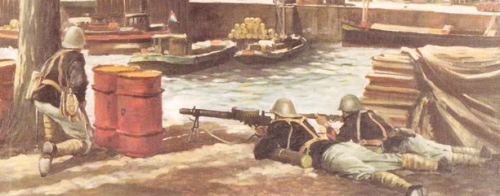 Dutch Marines Rotterdam