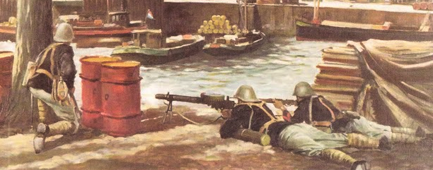 Dutch Marines Rotterdam