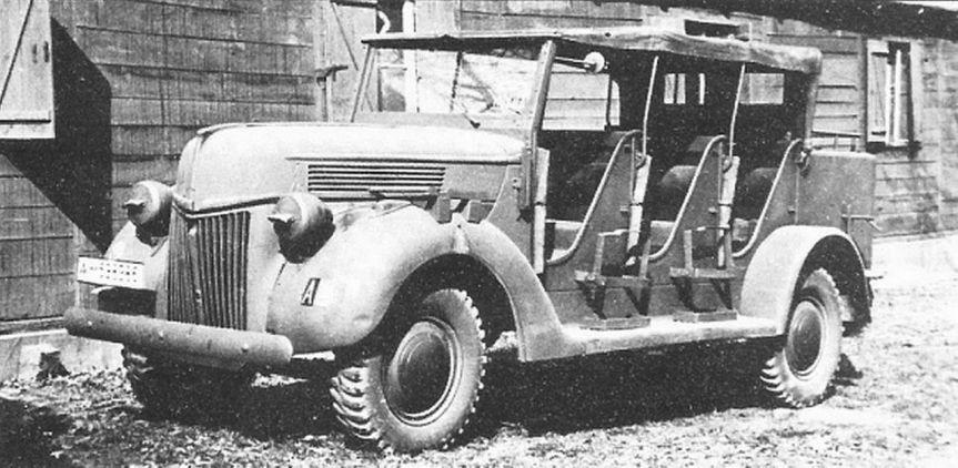 Ford - DAF 005