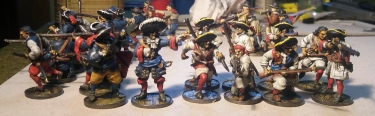 French from the age of pirates