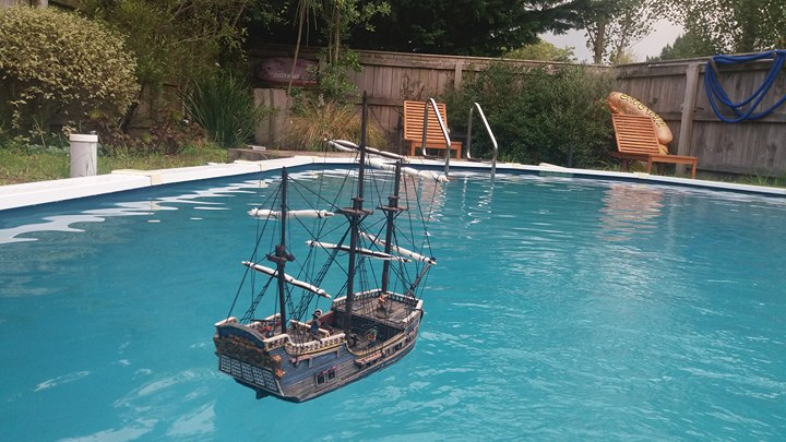Fantastic new 3D-printed pirate ships! – DRESSING THE LINES