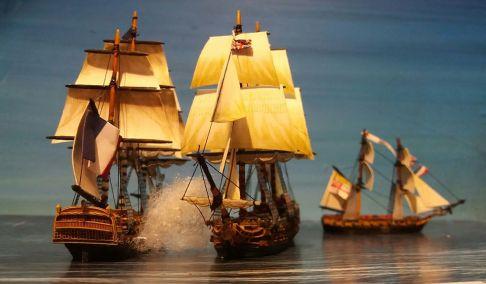 Napoleonic naval