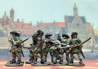 Dutch militia
